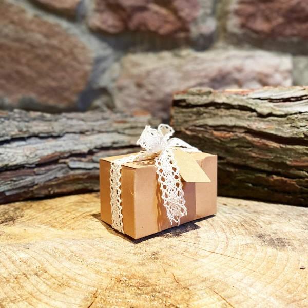 Geschenkbox Teelichter