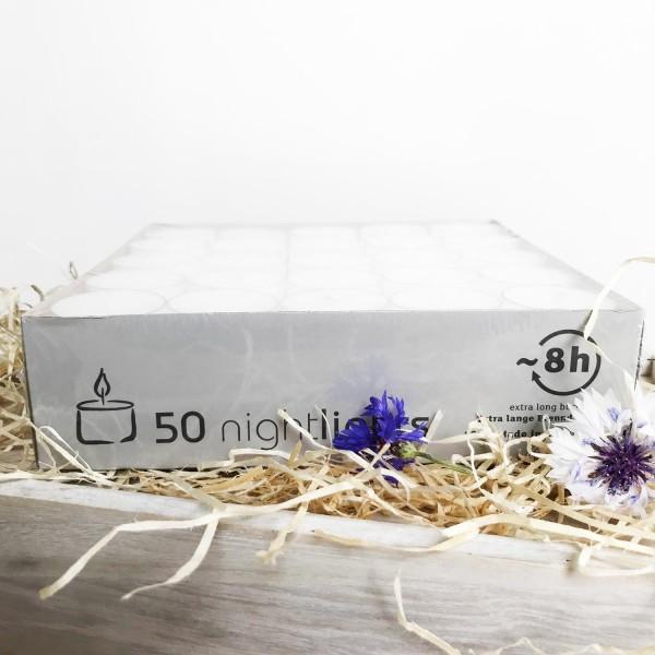 Nightlight PC 8-Std.-Teelicht