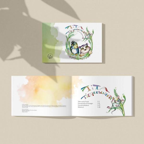 TiTaTier Geschichten - Kinderbuch
