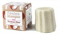 "Festes Shampoo ""Vanille-Kokos"""